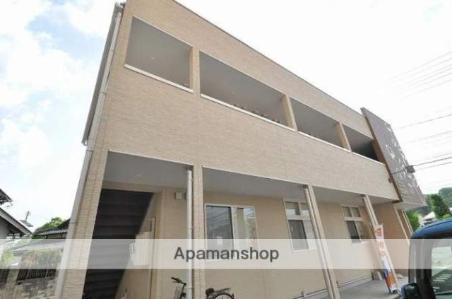 岡山県岡山市北区、備前原駅徒歩27分の新築 2階建の賃貸アパート