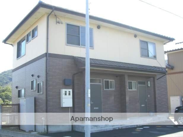 岡山県岡山市南区、迫川駅徒歩3分の築12年 2階建の賃貸テラスハウス