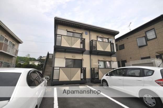 岡山県都窪郡早島町、早島駅徒歩40分の築23年 2階建の賃貸アパート