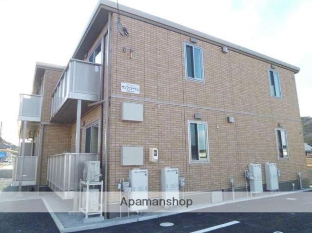 岡山県倉敷市、植松駅徒歩15分の新築 2階建の賃貸アパート