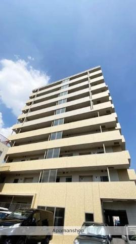 岡山県岡山市北区、郵便局前駅徒歩5分の新築 10階建の賃貸マンション