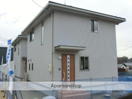 岡山県倉敷市、上の町駅徒歩19分の新築 2階建の賃貸一戸建て
