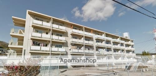 岡山県岡山市北区、大安寺駅徒歩29分の築49年 4階建の賃貸マンション