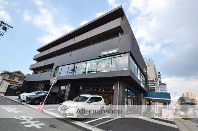 岡山県岡山市北区、岡山駅徒歩10分の新築 4階建の賃貸マンション
