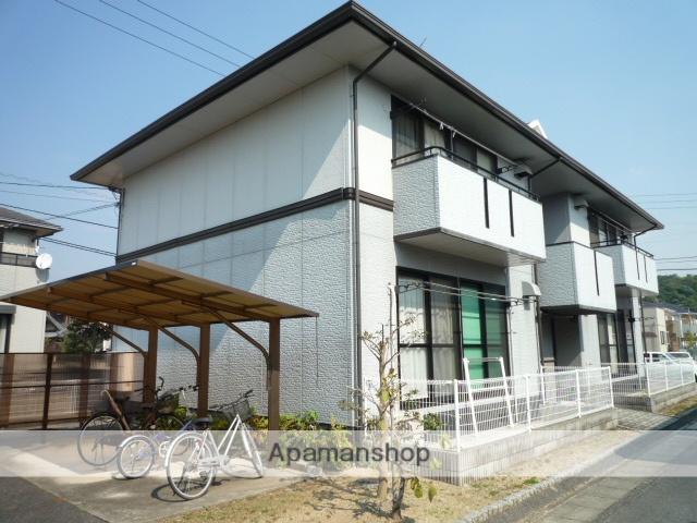岡山県岡山市中区、高島駅徒歩35分の築16年 2階建の賃貸アパート