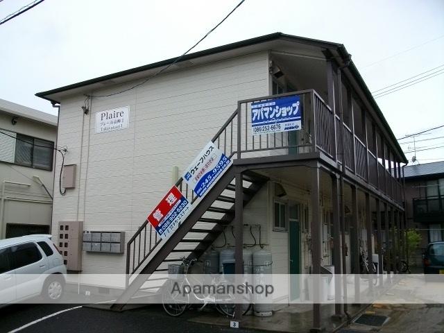 岡山県岡山市北区、備前三門駅徒歩12分の築33年 2階建の賃貸アパート