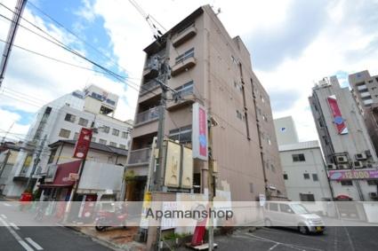 岡山県岡山市北区、岡山駅徒歩9分の築40年 5階建の賃貸マンション