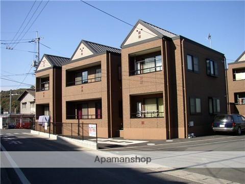 岡山県倉敷市、茶屋町駅徒歩40分の築15年 2階建の賃貸アパート