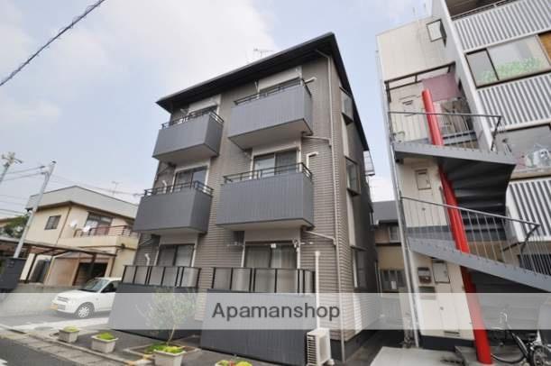 岡山県倉敷市、久々原駅徒歩27分の築26年 3階建の賃貸マンション
