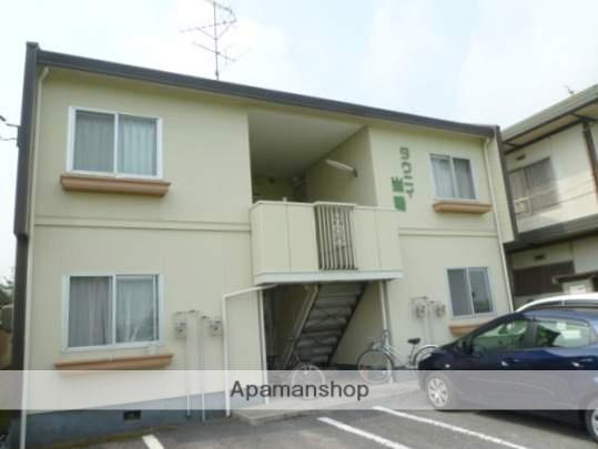 岡山県倉敷市、茶屋町駅徒歩14分の築28年 2階建の賃貸アパート