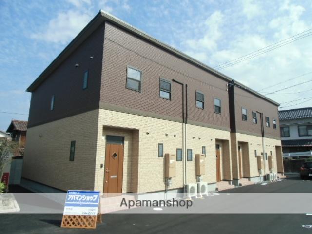 岡山県岡山市北区、備前一宮駅徒歩5分の築4年 2階建の賃貸タウンハウス