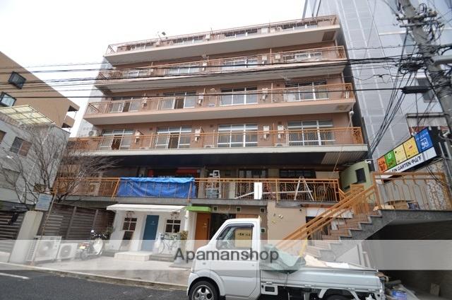 岡山県岡山市北区、岡山駅徒歩14分の築40年 6階建の賃貸マンション