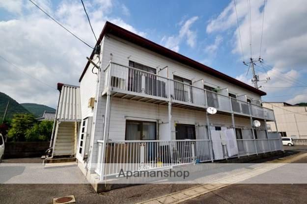 岡山県岡山市北区、牧山駅徒歩56分の築18年 2階建の賃貸アパート