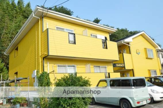 岡山県倉敷市、倉敷駅バス7分大高下車後徒歩6分の築15年 2階建の賃貸アパート