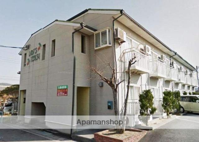 岡山県岡山市北区、備中高松駅徒歩19分の築21年 2階建の賃貸アパート