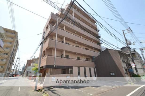岡山県岡山市北区、岡山駅徒歩24分の築18年 7階建の賃貸マンション