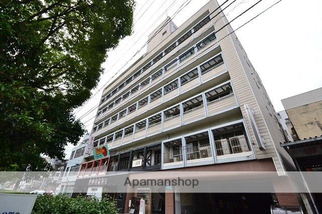 岡山県岡山市北区、岡山駅徒歩12分の築45年 7階建の賃貸マンション
