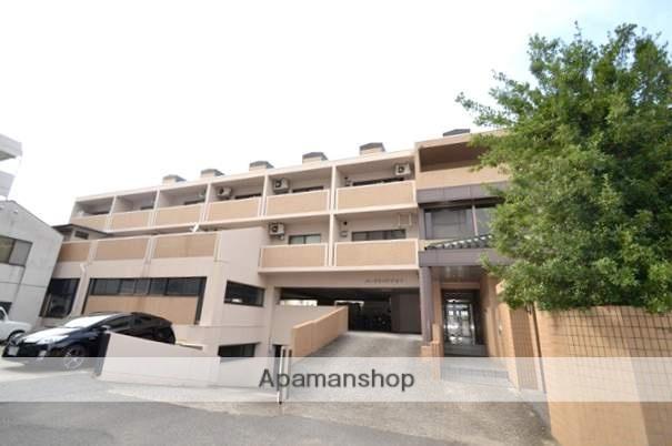 岡山県岡山市北区、岡山駅徒歩32分の築25年 3階建の賃貸マンション