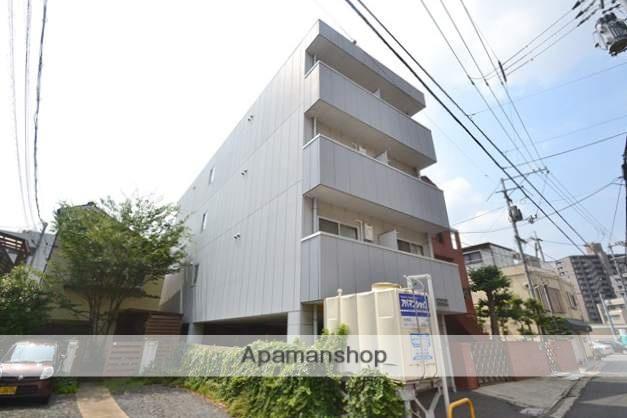 岡山県岡山市北区、岡山駅徒歩22分の築19年 4階建の賃貸マンション