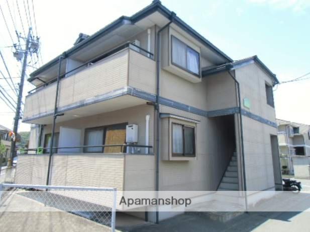 岡山県倉敷市、福井駅徒歩21分の築24年 2階建の賃貸アパート