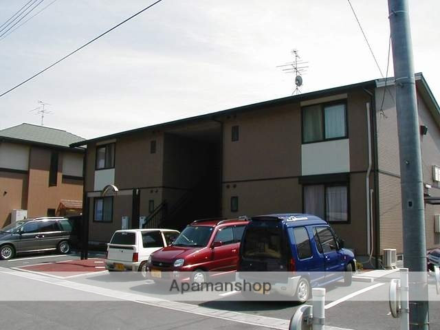 岡山県岡山市東区、西大寺駅徒歩47分の築19年 2階建の賃貸アパート