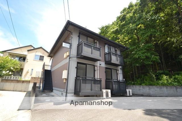 岡山県岡山市中区、岡山駅徒歩38分の築18年 2階建の賃貸アパート