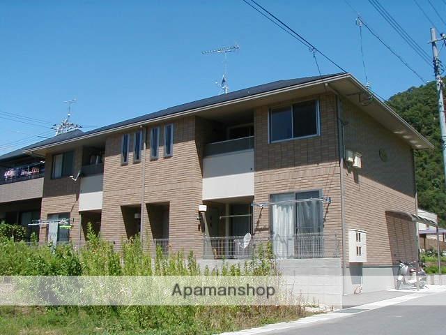 岡山県岡山市北区、玉柏駅徒歩29分の築13年 2階建の賃貸アパート