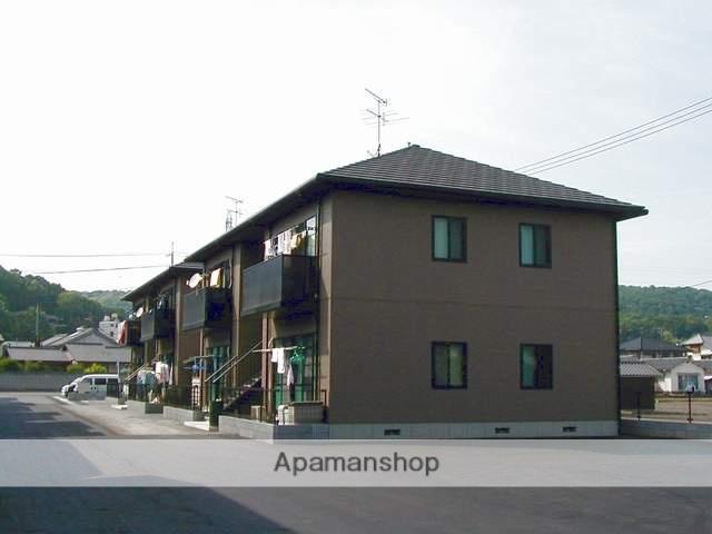 岡山県岡山市中区、高島駅徒歩66分の築16年 2階建の賃貸アパート