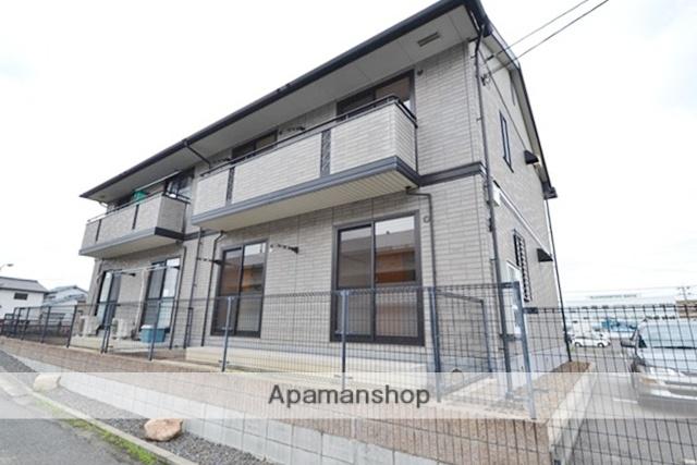 岡山県岡山市北区、北長瀬駅徒歩23分の築16年 2階建の賃貸アパート