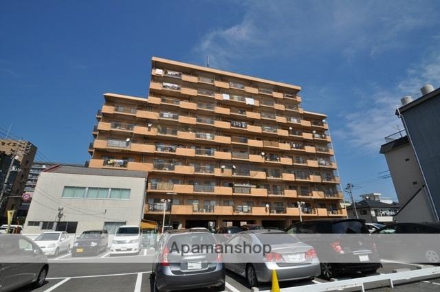 岡山県岡山市北区、岡山駅徒歩31分の築27年 10階建の賃貸マンション