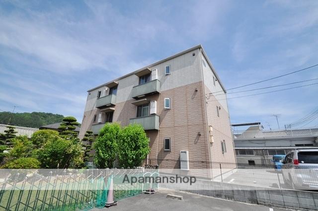 岡山県岡山市東区、万富駅徒歩63分の築11年 3階建の賃貸マンション