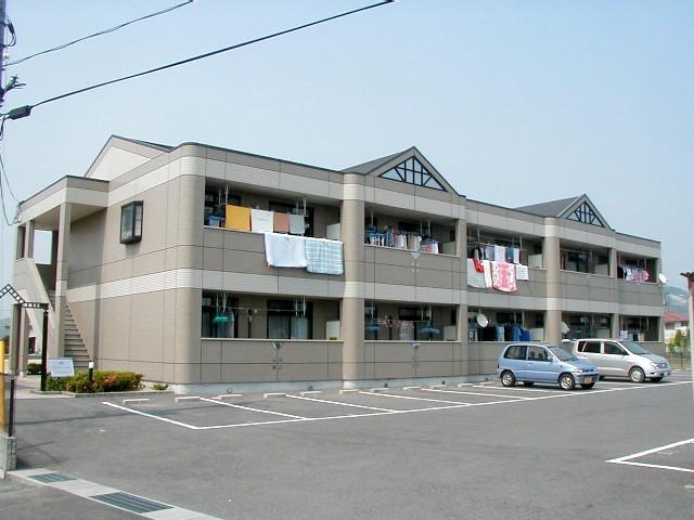 岡山県岡山市東区、大多羅駅徒歩17分の築17年 2階建の賃貸アパート
