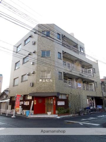 岡山県岡山市北区、郵便局前駅徒歩10分の築42年 4階建の賃貸マンション