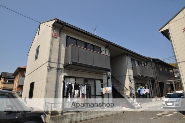 岡山県岡山市北区、備前原駅徒歩63分の築18年 2階建の賃貸アパート