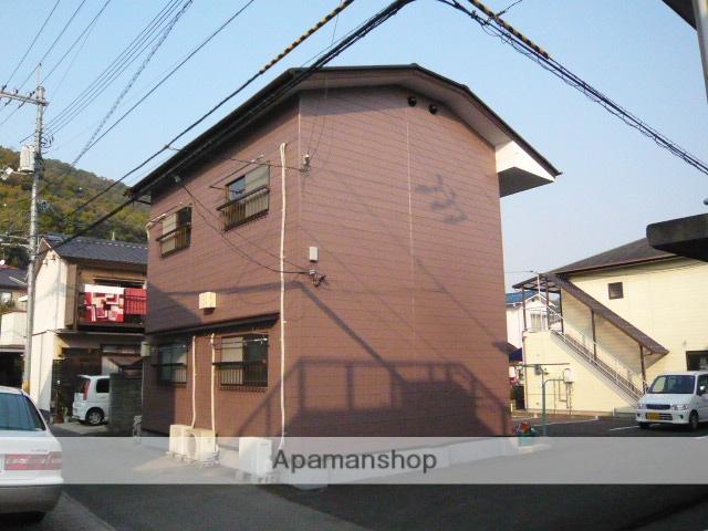 岡山県岡山市北区、法界院駅徒歩16分の築28年 2階建の賃貸アパート