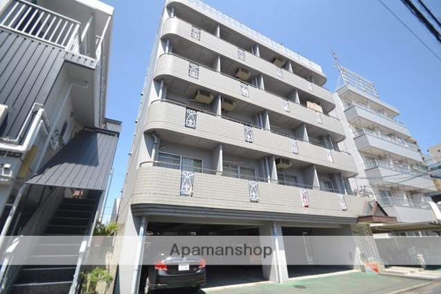 岡山県岡山市北区、岡山駅徒歩5分の築26年 6階建の賃貸マンション