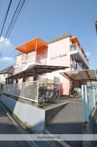 岡山県岡山市北区、岡山駅徒歩14分の築29年 3階建の賃貸マンション