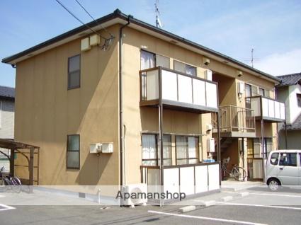 岡山県岡山市南区、妹尾駅徒歩10分の築21年 2階建の賃貸アパート