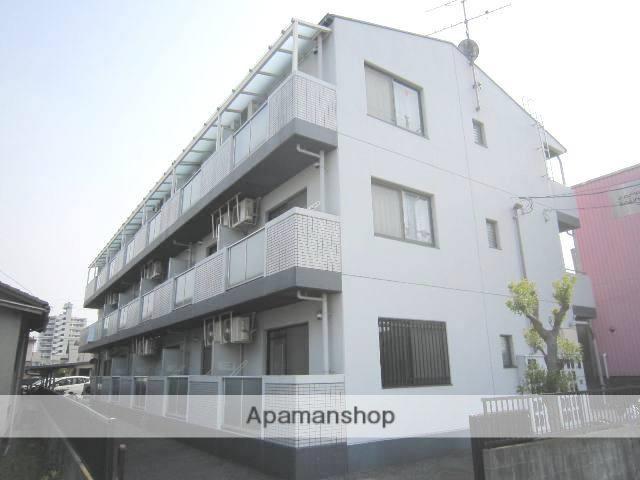 岡山県岡山市北区、大元駅徒歩34分の築23年 3階建の賃貸マンション
