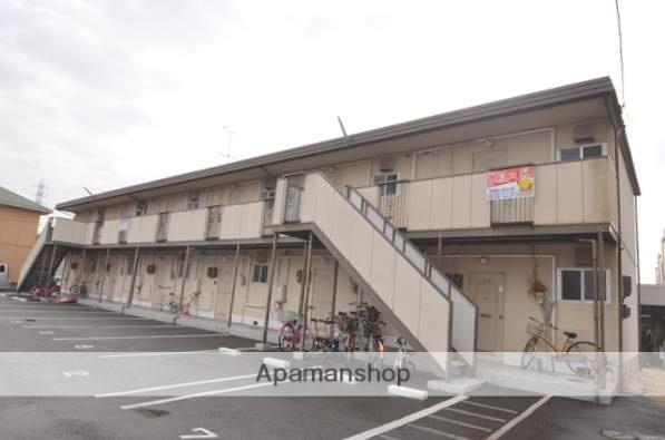 岡山県岡山市中区、東山駅徒歩43分の築31年 2階建の賃貸アパート