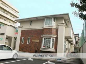岡山県岡山市北区、岡山駅徒歩19分の築21年 2階建の賃貸アパート