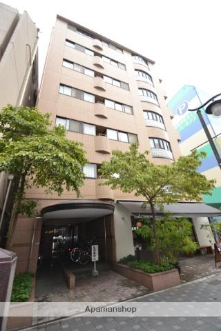 岡山県岡山市北区、岡山駅徒歩20分の築23年 10階建の賃貸マンション