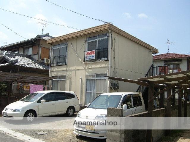 岡山県岡山市中区、東岡山駅徒歩4分の築35年 2階建の賃貸アパート