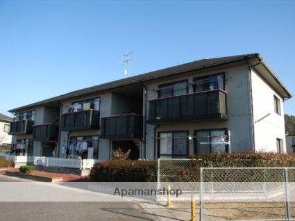 岡山県岡山市北区、備中高松駅徒歩7分の築20年 2階建の賃貸アパート