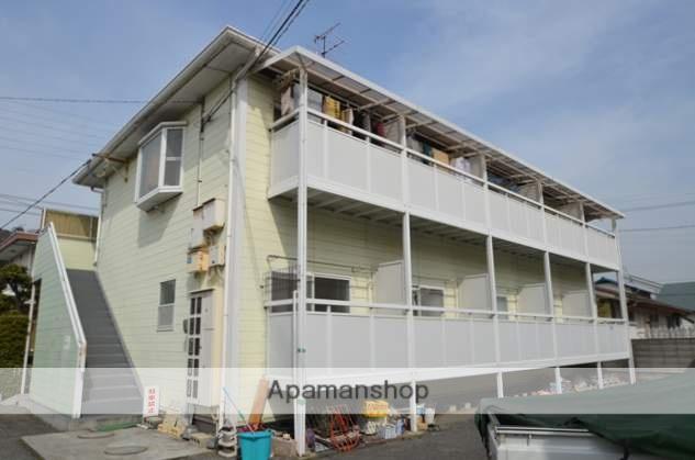 岡山県岡山市中区、岡山駅徒歩60分の築26年 2階建の賃貸アパート