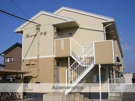 岡山県倉敷市、彦崎駅徒歩25分の築21年 2階建の賃貸アパート