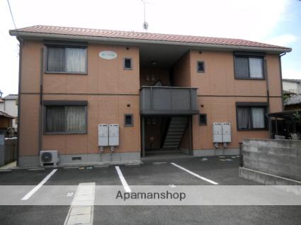 岡山県総社市、東総社駅徒歩10分の築13年 2階建の賃貸アパート
