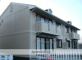 岡山県倉敷市、木見駅徒歩140分の築21年 2階建の賃貸アパート