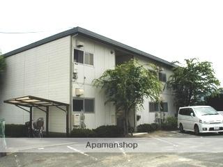 岡山県倉敷市、西阿知駅徒歩22分の築32年 2階建の賃貸アパート