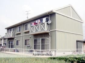 岡山県倉敷市、倉敷駅両備バスバス5分沖下車後徒歩12分の築25年 2階建の賃貸アパート